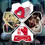 Σε λίγες μέρες θα σε κεράσουν …γλυκάκι  Χάρισε τους έξυπνα ερωτικά δώρα –παιχνίδια… Για δύο ή/και περισσότερους  Ας ξεκινήσει το παιχνίδι…