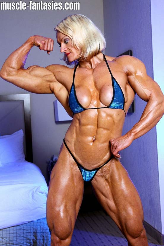 gynaikes bodybuilders