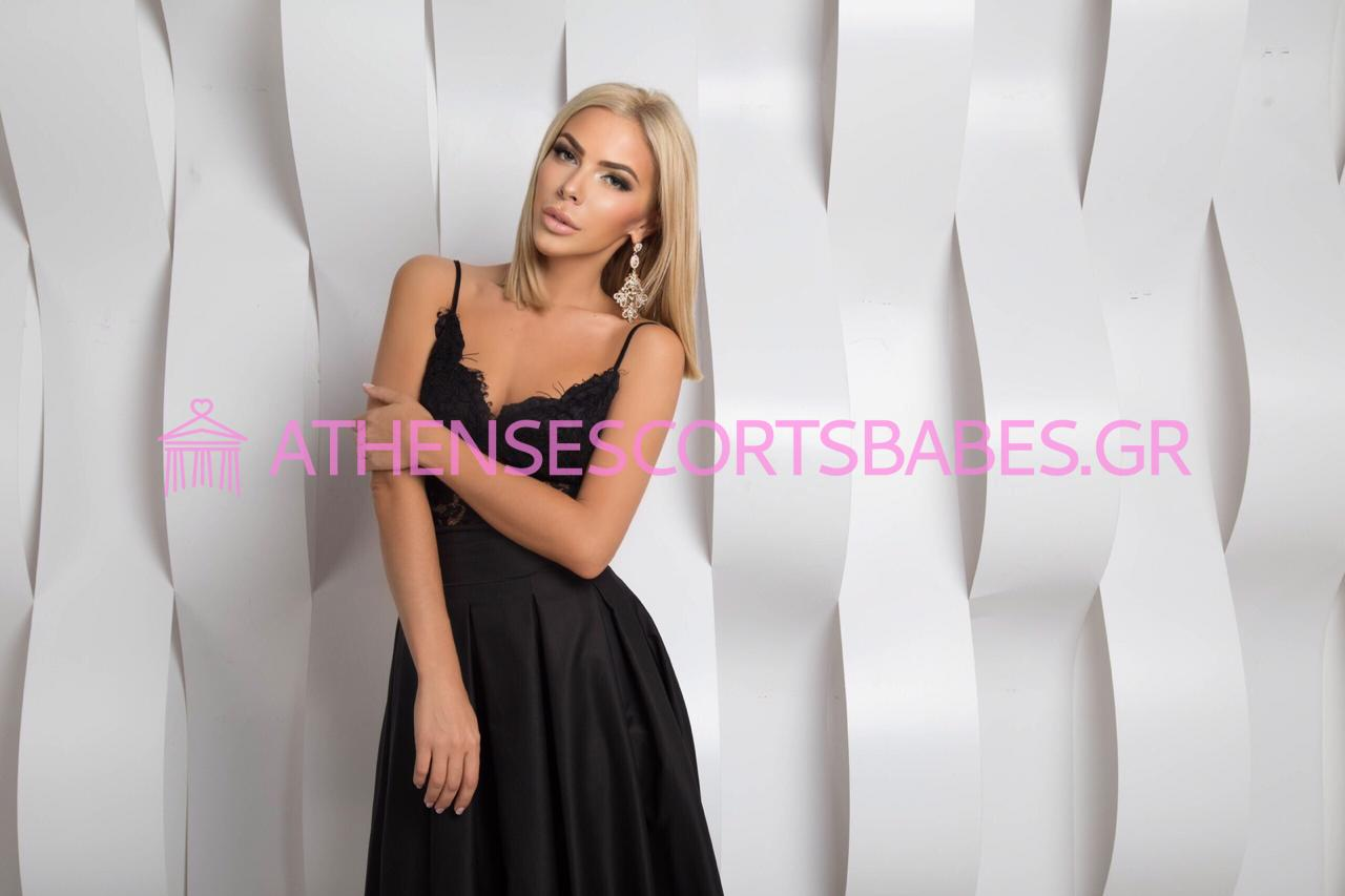ATHENS MODEL ESCORT TOURS ANASTASIA