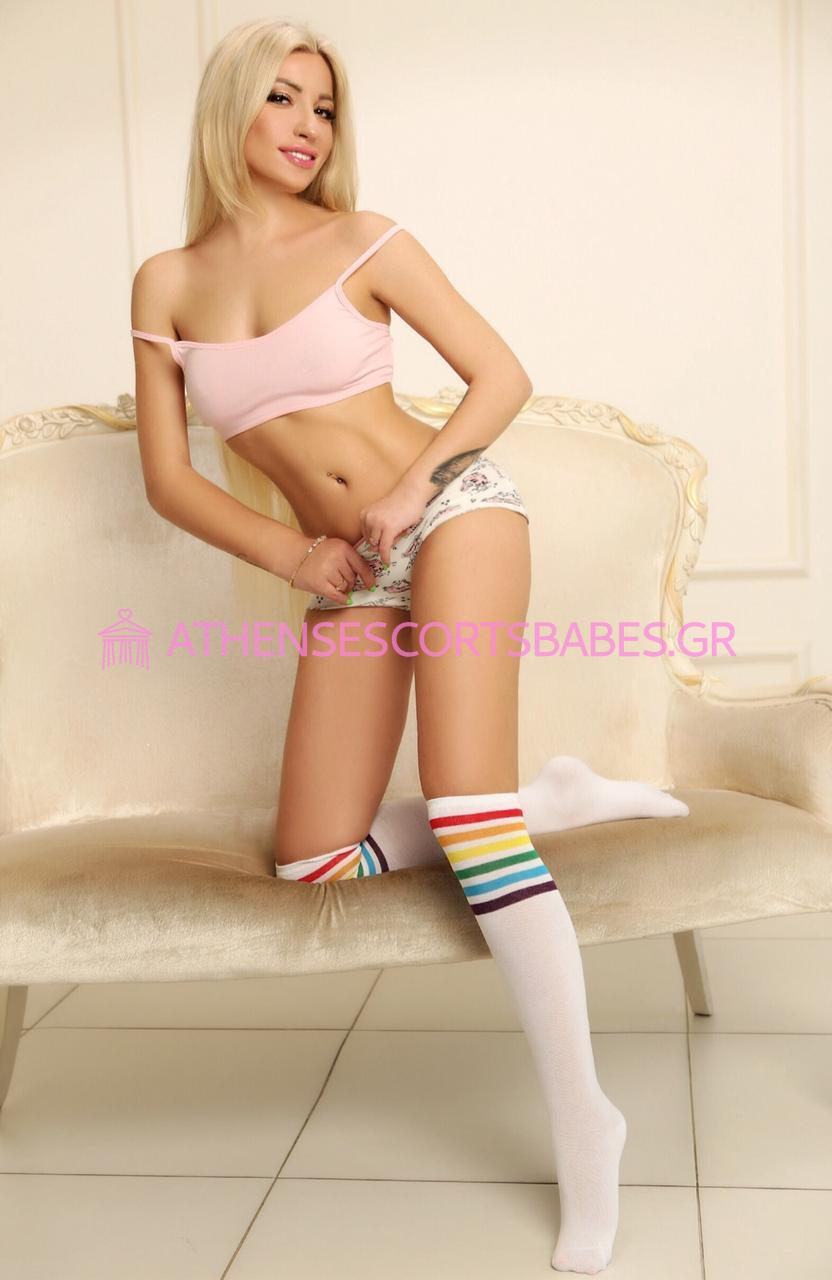 TOP ATHENS ESCORTS MODELS ALINA