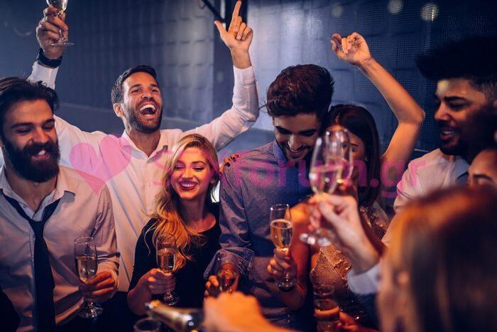 5 1 προτάσεις για ένα τρελό bachelor party
